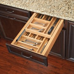 Two Tiered Cutlery Drawer 4WTCD Series by Rev-A-Shelf
