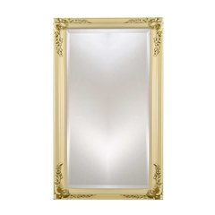 "Estate 16"" Mirror - Antique Biscuit"