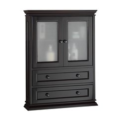 "23"" Berkshire Bathroom Wall Cabinet - Espresso"