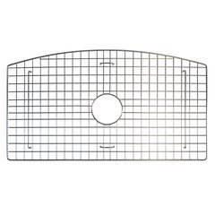 "27"" x 15"" Kitchen Sink Bottom Grid - Stainless Steel <small>(#GR2715-SS)</small>"