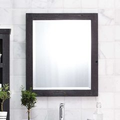 "25-1/2"" x 29-1/2"" Americana Wall Mount Mirror - Anvil"