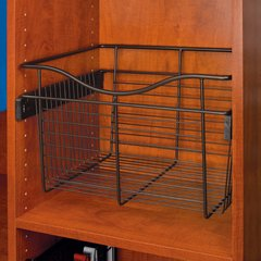 Pullout Wire Basket 18 inch W x 16 inch D x 7 inch H