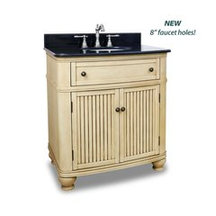 "32"" Compton Single Sink Vanity - Buttercream"