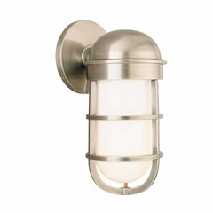 Groton 1 Light Bathroom Sconce - Antique Nickel