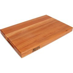 R-Board 18 Inch x 12 Inch x 1-1/2 Inch Cutting Board - American Cherry