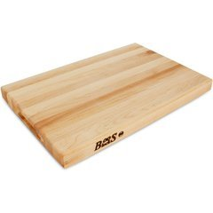 R-Board 18 Inch x 12 Inch x 1-1/2 Inch Cutting Board - Northern Hard Rock Maple