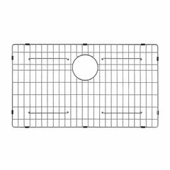 Bottom Grid for KHU100-30 Kitchen Sink Stainless Steel