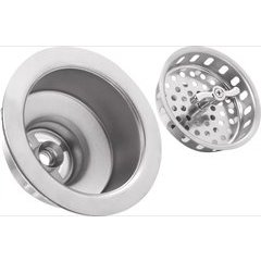 Strainer Drain - Stainless Steel