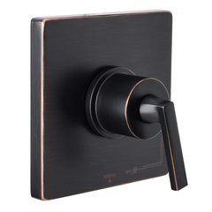 Elysa Single Handle Pressure Balanced Valve Trim Only - Oil Rubbed Bronze