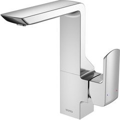 GR 1.2 GPM Single Side Handle Bathroom Sink Faucet with COMFORT GLIDE Technology, Polished Chrome