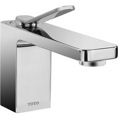 Kiwami Renesse Single Handle 1.2 GPM Bathroom Sink Faucet without Pop-up Drain, Polished Chrome