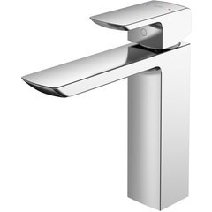 GR 1.2 GPM Single Handle Semi-Vessel Bathroom Sink Faucet with COMFORT GLIDE Technology, Polished Chrome