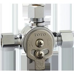 Manual Mixing Valve For Ecopower Faucets - Polished Chrome