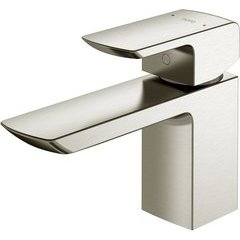 GR 1.2 GPM Single Handle Bathroom Sink Faucet with COMFORT GLIDE Technology, Brushed Nickel