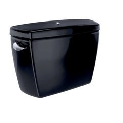 Drake G-Max 1.6 GPF Insulated Toilet Tank With Bolt Down Lid - Ebony