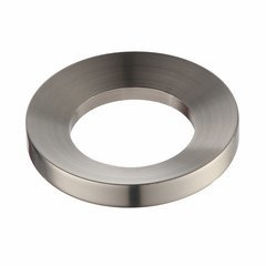 Vessel Sink Mounting Ring Satin Nickel
