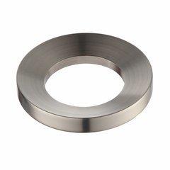 Vessel Sink Mounting Ring Satin Nickel