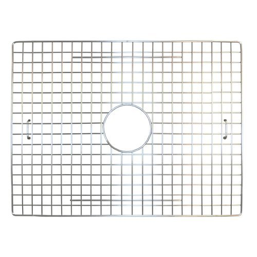 """20"""" x 14"""" Kitchen Sink Bottom Grid - Stainless Steel <small>(#GR2014-SS)</small>"""