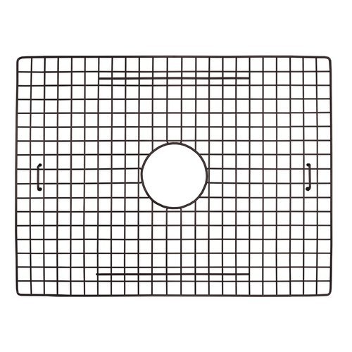 "Native Trails 20"" x 14"" Kitchen Sink Bottom Grid - Mocha GR2014-M"