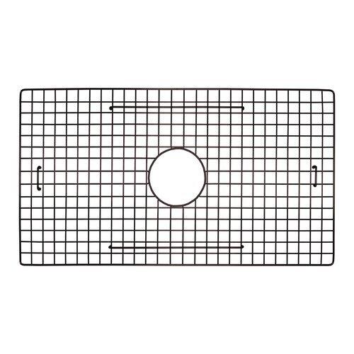 "Native Trails 26"" x 14"" Kitchen Sink Bottom Grid - Mocha GR2614-M"