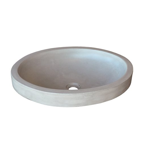 "19"" x 16"" Tolosa Drop-In/Undermount Sink - Pearl <small>(#NSL1916-P)</small>"