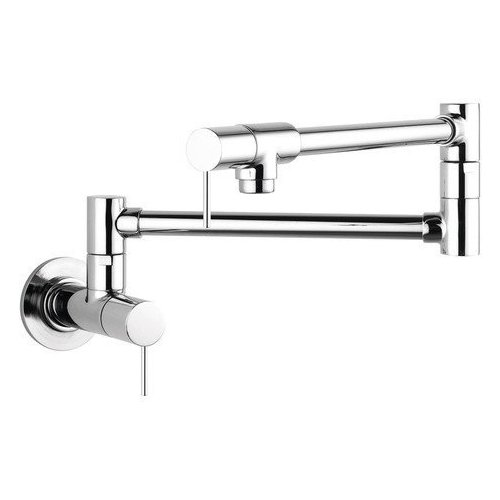 AXOR Starck Pot Filler, Wall-Mounted 10859001