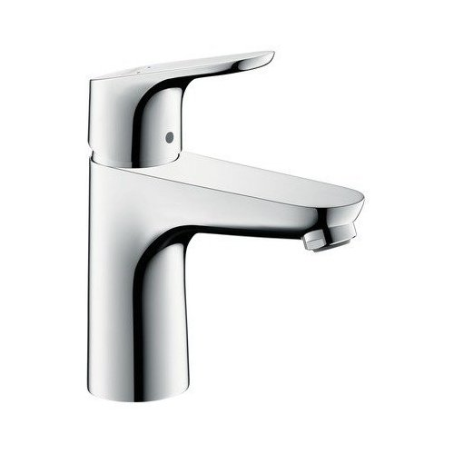 Hansgrohe Focus 100 Single-Hole Faucet - Chrome 4371000