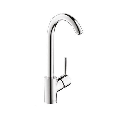 hansgrohe Talis S 1-Spray Kitchen Faucet, 1.5 GPM 04870000