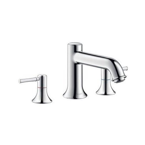 Hansgrohe Talis C 3-Hole Roman Tub Set Trim - Chrome
