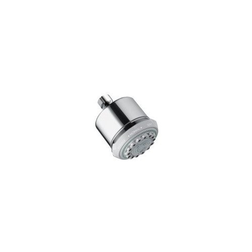 Hansgrohe Clubmaster 3-Jet Showerhead, 2.5 GPM 28496001