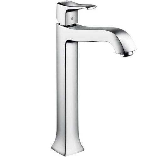 Metris C One-Handle Vessel Sink Bathroom Faucet - Chrome <small>(#31078001)</small>
