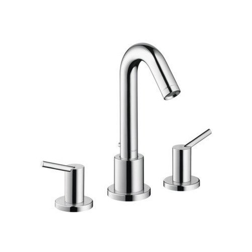 Hansgrohe Talis S 3-Hole Roman Tub Set Trim - Chrome
