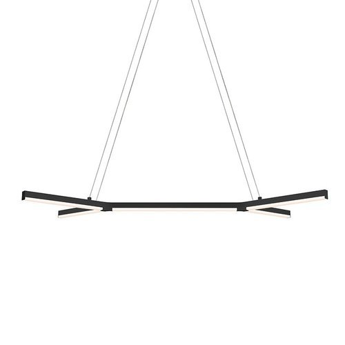 bi-Y LED Pendant - Satin Black <small>(#2774.25)</small>
