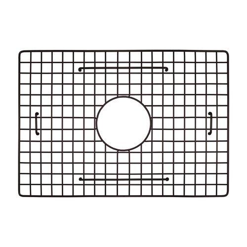 "18-1/2"" x 13"" Kitchen Sink Bottom Grid - Mocha <small>(#GR1813-M)</small>"