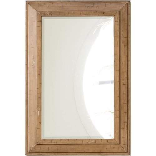 James Martin Copper Cove 42 Inch x 28 Inch Mirror - Driftwood Patina 300-M28-DRP