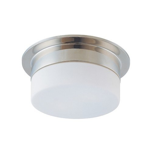 Flange 9 Inch Surface Mount - Polished Nickel <small>(#3741.35)</small>