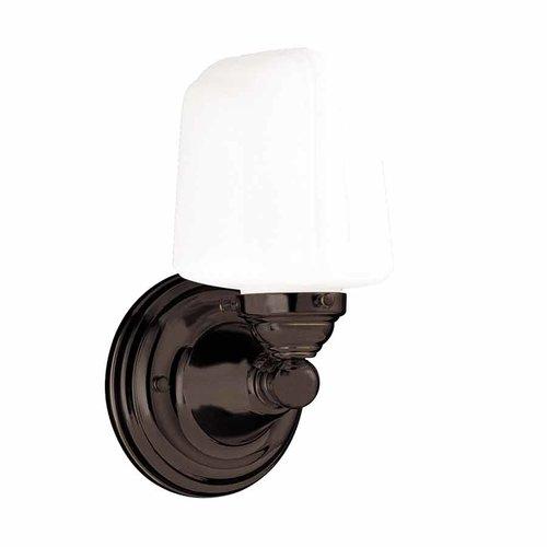Edison 1 Light Bathroom Sconce - Old Bronze <small>(#221-OB)</small>