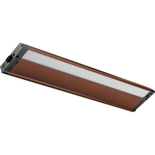 22 Inch 4U Series Under Cabinet LED Light 2700K - Bronze Textured <small>(#4U27K22BZT)</small>