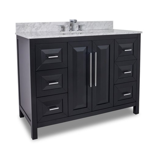 cade black singles Hardware resources cade contempo 24 single sink contemporary vanity in black van101-24-t at discountbathroomvanitiescom.