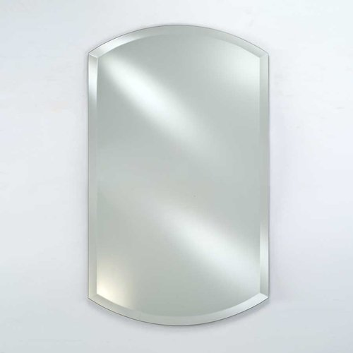 Afina Radiance 26 Quot Wall Mount Double Arch Top Mirror