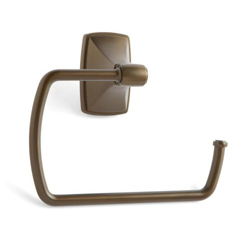 Amerock Clarendon Towel Ring Caramel Bronze BH26501-CBZ