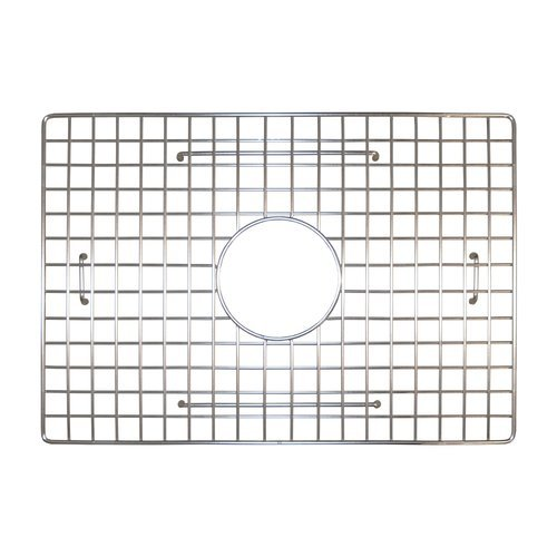 """18-1/2"""" x 13"""" Kitchen Sink Bottom Grid - Stainless Steel <small>(#GR1813-SS)</small>"""
