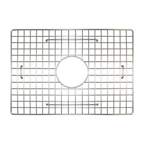 "Native Trails 18-1/2"" x 13"" Kitchen Sink Bottom Grid - Stainless Steel GR1813-SS"