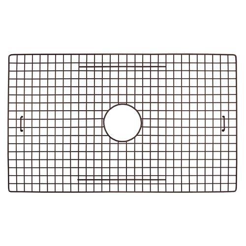 "29"" x 18"" Kitchen Sink Bottom Grid - Mocha <small>(#GR2917-M)</small>"