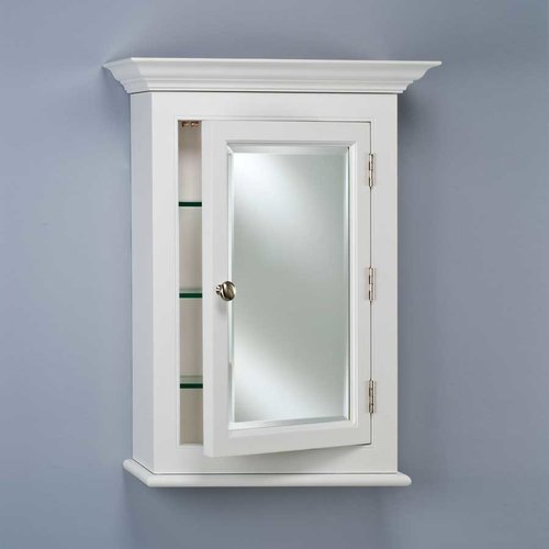 Afina Wilshire 25 Quot Wall Mount Mirrored Medicine Cabinet