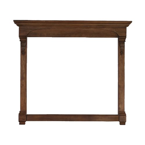 "41"" x 47"" Brookfield Wall Mount Mirror - Country Oak <small>(#147-114-5475)</small>"
