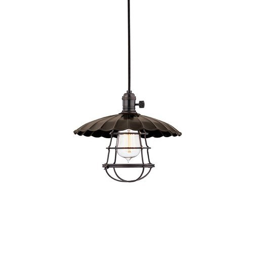 Heirloom 1 Light Pendant - Old Bronze <small>(#8001-OB-MS3-WG)</small>