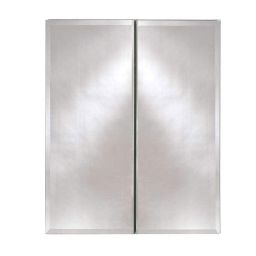 """Broadway 25"""" Wall Mount Mirrored Medicine Cabinet - Beveled <small>(#DD 2519 R BRD (BV))</small>"""