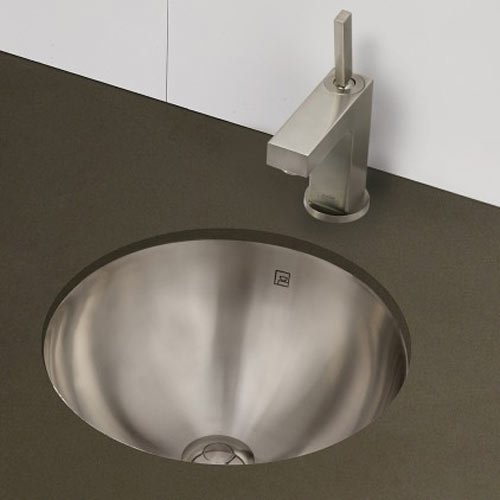 "DECOLAV Teanna 15"" x 5-3/4"" Universal Bathroom Sink 1201-B"