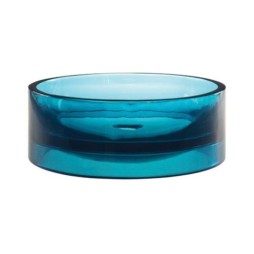 "DECOLAV Lana 15-3/4"" x 15-3/4"" Above Counter Bathroom Sink <small>(#2806-LAG)</small>"